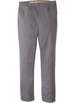 Pantalon twill Slim Fit, John Baner JEANSWEAR