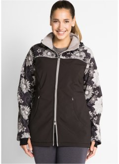 Veste longue Softshell, bpc bonprix collection