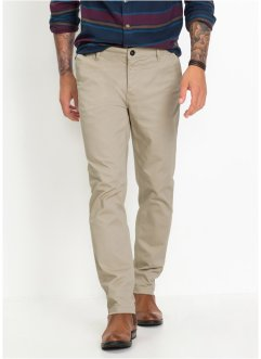 Pantalon extensible Regular Fit Tapered, RAINBOW