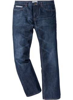 Jean avec coutures contrastantes Regular Fit Bootcut, John Baner JEANSWEAR