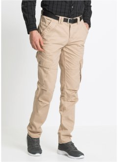 Pantalon cargo Regular Fit, bpc bonprix collection