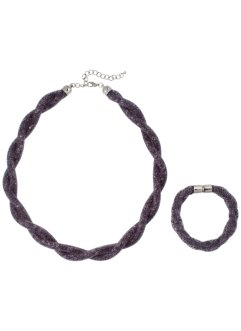 Parure collier + bracelet, bpc bonprix collection