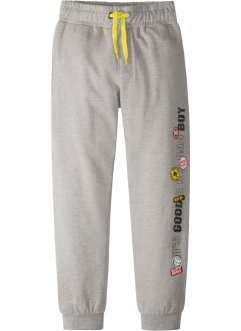 Pantalon sweat avec imprimé cool, bpc bonprix collection