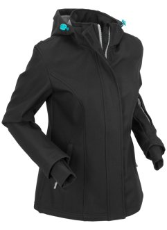 Veste outdoor fonctionnelle avec doublure peluche, bpc bonprix collection