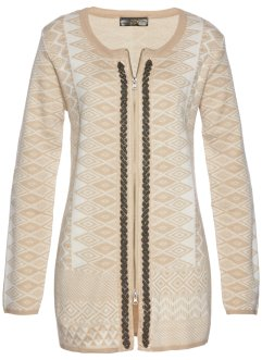 Gilet long en maille, bpc selection premium