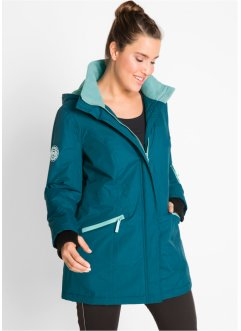 Veste longue outdoor fonctionnelle, bpc bonprix collection