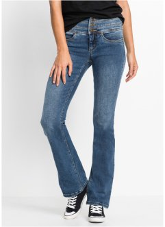 "Jean shaping stretch ""ventre plat bootcut"", John Baner JEANSWEAR"