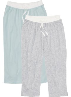 Lot de 2 pantalons corsaires, bpc bonprix collection