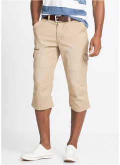 Pantalon cargo 3/4, bpc bonprix collection