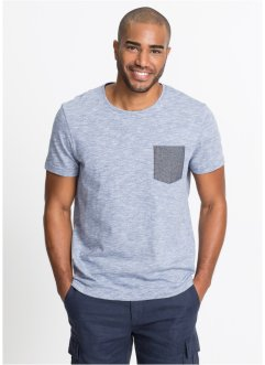 T-shirt chiné Regular Fit, bpc bonprix collection