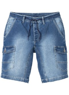 Bermuda en jean Slim Fit, RAINBOW