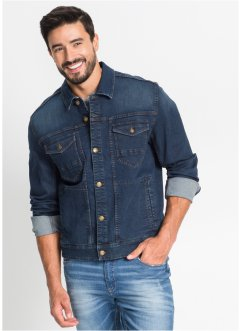 Veste en jean extensible Regular Fit, John Baner JEANSWEAR