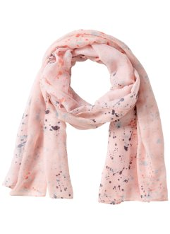 Foulard tacheté multicolore, bpc bonprix collection
