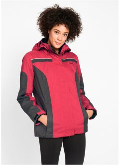 Veste outdoor fonctionnelle 3 en 1, bpc bonprix collection