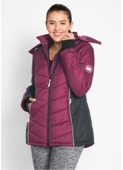Veste outdoor fonctionnelle, matelassée, bpc bonprix collection