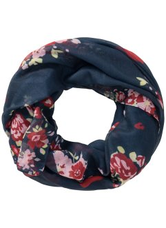 Foulard tube à fleurs, bpc bonprix collection