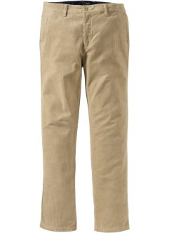 Pantalon chino en velours côtelé Regular Fit, bpc bonprix collection