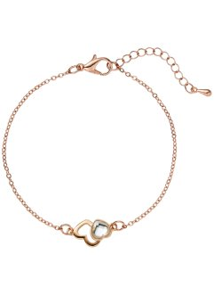 Bracelet avec cristal Swarovski®, bpc bonprix collection