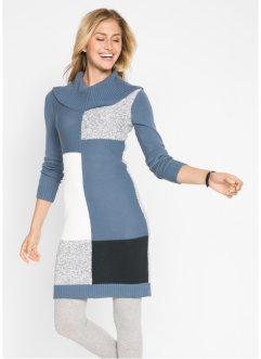 Robe en maille, manches longues, bpc bonprix collection