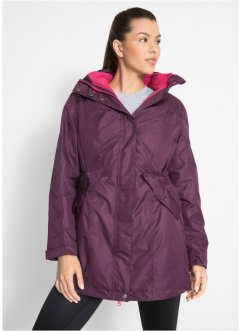 Manteau outdoor fonctionnel 3en1, bpc bonprix collection
