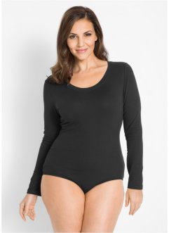 Body extensible manches longues, bpc bonprix collection