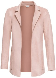 Blazer synthétique imitation cuir velours, BODYFLIRT