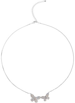 Collier serti de cristaux Swarovski®, bpc bonprix collection