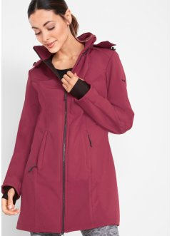 Veste softshell avec polaire peluche, bpc bonprix collection