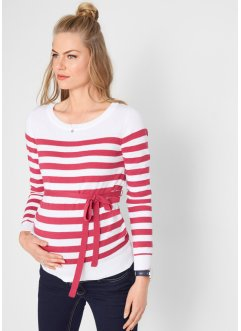 Pull de grossesse en coton, bpc bonprix collection