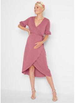 Robes de grossesse pratiques et confortables sur bonprix ❤ d5e34df4a78