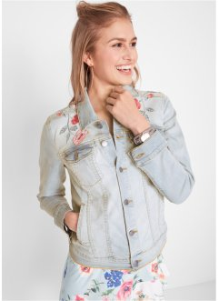 Veste en jean - designed by Maite Kelly, bpc bonprix collection