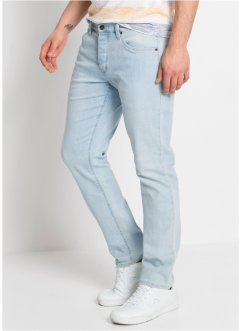 Jean estival extensible léger Slim Fit Straight, RAINBOW