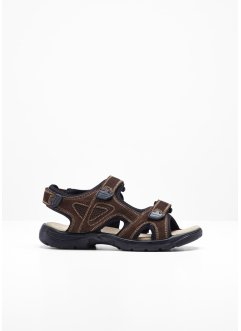 Sandales en cuir, bpc bonprix collection