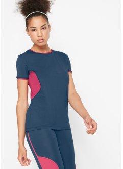 43a7552eb412cf T-shirt de sport avec mesh, manches courtes, bpc bonprix collection
