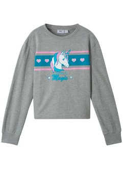 Sweat-shirt à motif licorne, bpc bonprix collection
