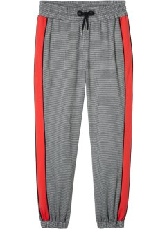 Pantalon en jersey à bandes latérales, bpc bonprix collection