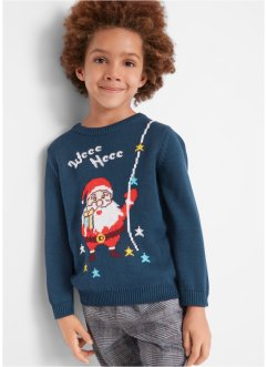Pull de Noël garçon, bpc bonprix collection