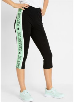 Pantalon de sport coupe corsaire, bpc bonprix collection