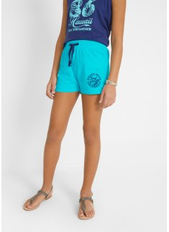 Lot de 2 shorts fille, bpc bonprix collection