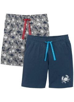 Lot de 2 bermudas garçon, bpc bonprix collection