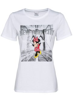 T-shirt à imprimé Mickey Mouse, Disney