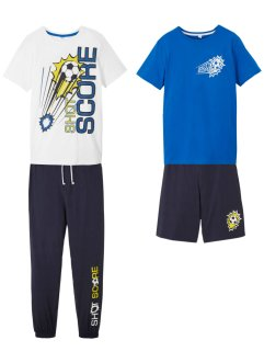 Tenue de sport garçon (Ens. 4 pces.), bpc bonprix collection