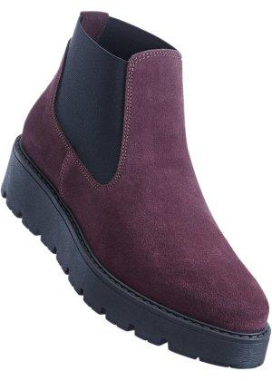 037b5f8c8a96e6 en bonprix Chaussures wa Femme cuir Thèmes be Chaussures dwqP6XtBd