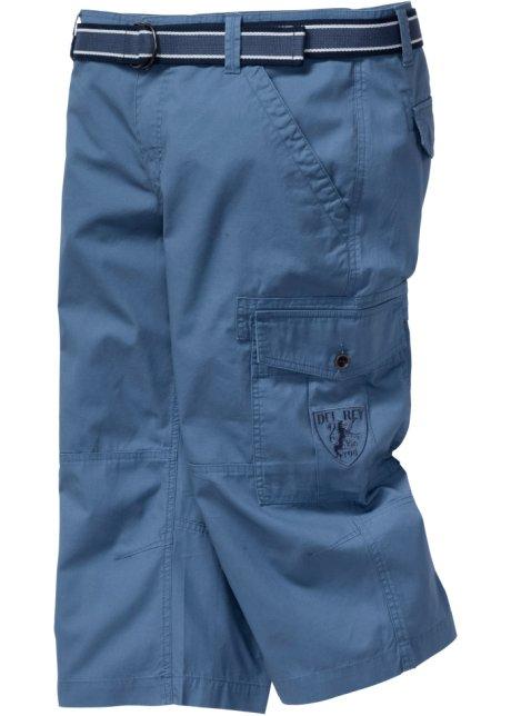 en vente en ligne site autorisé sur les images de pieds de Pantalon 3/4 avec ceinture Loose Fit