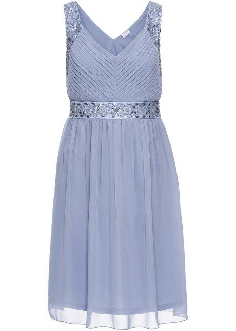 339b5b3d395 Robe de soirée bleu mat - BODYFLIRT commande online - bonprix-wa.be