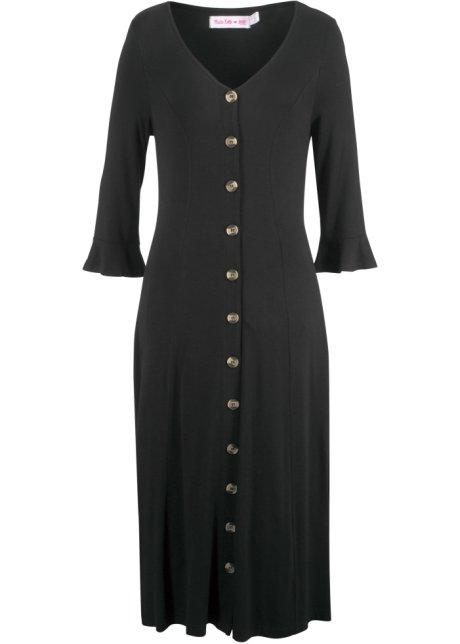 1689cc1d28 Robe avec patte de boutonnage - designed by Maite Kelly, bpc bonprix  collection