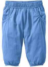 Lot de 2 pantalons sarouel bébé en coton bio, bpc bonprix collection