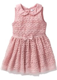 Robe avec tulle, bpc bonprix collection, rose