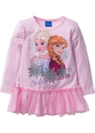 Robe en tulle REINE DES NEIGES, Disney