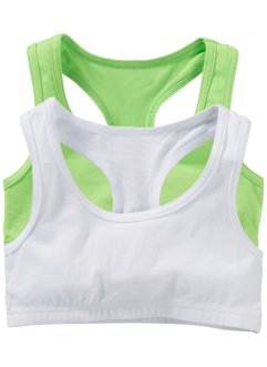 Lot de 2 brassières, bpc bonprix collection